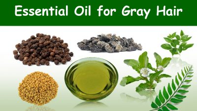 gray hair cure
