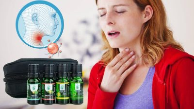 Essential Oil for Cough