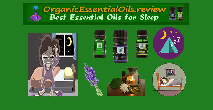 Best Essential Oils to Sleep